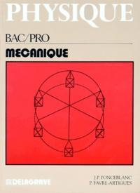 Physique - Mécanique, bac pro, première, terminale.pdf