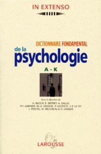 DICTIONNAIRE FONDAMENTAL DE LA PSYCHOLOGIE COFFRET 2 VOLUMES : VOLUME 1, A-K. VOLUME 2, L-Z.pdf