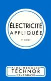P Heiny - Électricité appliquée - Pour le CAP et le BEP de l'électrotechnique, options électriciens d'équipement et électromécaniciens.
