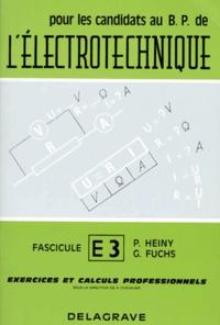 P Heiny et G Fuchs - .