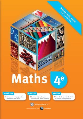 P. Holz - Mathématiques 4e - Manuel élève.