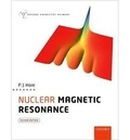 P. J. Hore - Nuclear Magnetic Resonance.