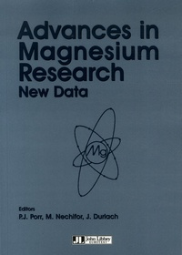 Advances in Magnesium Research: New Data - Edition en anglais.pdf