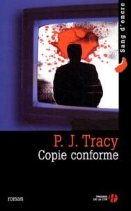 P-J Tracy - Copie conforme.