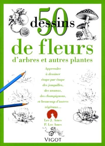 50 Dessins De Fleurs D Arbres Et Autres Plantes