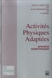P. Legros et M.-M. Ramanantsoa - Activités physiques adaptées - Apports scientifiques.