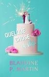 P. martin Blandine - Quelque chose de bleu.