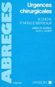 P Moulle-Berteaux et B Chiche - .