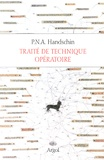 P-N-A Handschin - Tout l'univers Tome 7 : Traité de technique opératoire.
