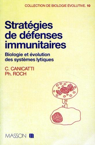 P Roch et C Canicatti - .