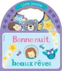 P'tit chou Editions - Bonne nuit, beaux rêves - Livre coucou.
