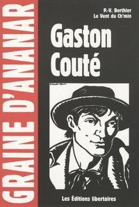 P.-V. Berthier - Gaston Couté.