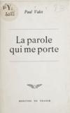 P Valet - .
