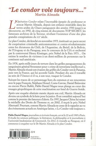 Opération Condor. Un homme face à la terreur en Amérique latine