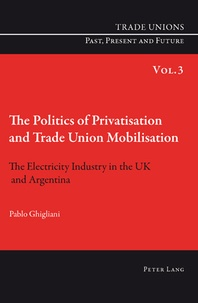 Pablo Ghigliani - The Politics of Privatisation and Trade Union Mobilisation - The Electricity Industry in the UK and Argentina.