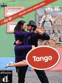 Pablo Migliozzi - Tango - Nivel A2-B1. 1 DVD