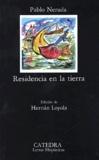 Pablo Neruda - Residencia en la tierra.