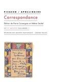 Pablo Picasso et Guillaume Apollinaire - Correspondance.
