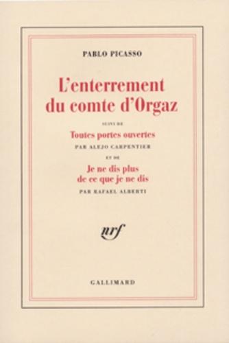 L Enterrement Du Comte D Orgaz