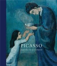 Pablo Picasso - Picasso Painting the Blue Period /anglais.
