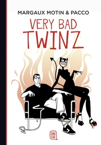 Pacco et Margaux Motin - Very Bad Twinz.