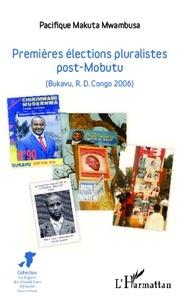 Pacifique Makuta Mwambusa - Premières élections pluralistes post-Mobutu - (Bukavu, R.D. Congo 2006).