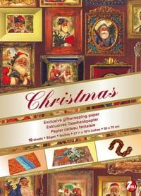 Ucareoutplacement.be Christmas - Papier cadeau fantaisie Image