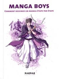 Paco Asensio - Manga Boys - Comment dessiner un manga étape par étape.