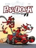 Juan - Paddock, les coulisses de la F1 tome 1.