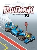 Juan - Paddock, les coulisses de la F1 tome 3.