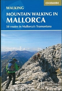 Paddy Dillon - Moutain Walking in Mallorca.