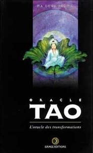 Padma Deva - Oracle Tao - L'oracle des transformations.