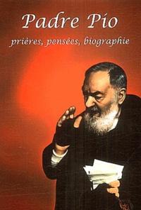 Padre Pio - Prières, pensées, biographie.