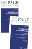Page philippe De et Stefani isabelle De - Traité de droit civil belge.