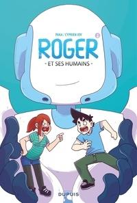 Ebook de téléchargement gratuit pour joomla Roger et ses humains Tome 1