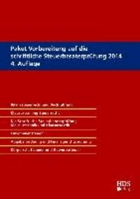 Paket Vorbereitung auf die schriftliche Steuerberaterprüfung 2014.