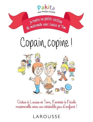 Pakita et Jean-Philippe Chabot - Copain, copine !.