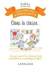 Pakita et Jean-Philippe Chabot - Dans la classe....