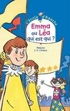 Jean-Philippe Chabot et  Pakita - Emma ou Léa qui est qui ?.