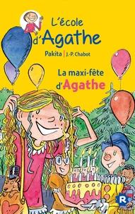 Pakita - L'Ecole d'Agathe Tome 12 : La maxi fête d'Agathe.