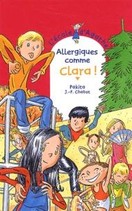 Pakita - L'Ecole d'Agathe Tome 32 : Allergiques comme Clara !.
