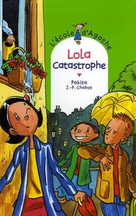 Pakita - L'Ecole d'Agathe Tome 41 : Lola catastrophe.