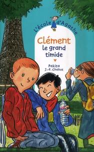 Pakita - L'Ecole d'Agathe Tome 47 : Clément le grand timide.