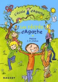 Pakita - L'Ecole d'Agathe Tome 57 : Les récrés d'Agathe.