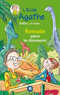 Pakita - L'Ecole d'Agathe Tome 8 : Romain adore les dinosaures.