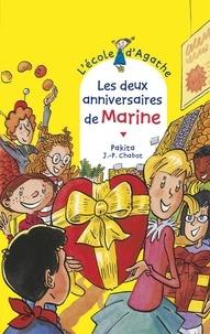 Jean-Philippe Chabot et  Pakita - Les deux anniversaires de Marine.