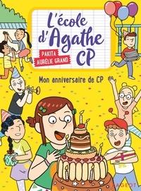 Pakita - Mon anniversaire de CP - L'école d'Agathe CP.