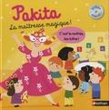 Pakita - Pakita - La maîtresse magique !. 1 CD audio