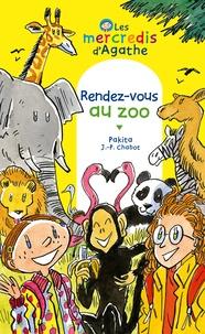 Jean-Philippe Chabot et  Pakita - Rendez-vous au zoo (Les mercredis d'Agathe).