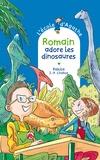 Jean-Philippe Chabot et  Pakita - Romain adore les dinosaures.